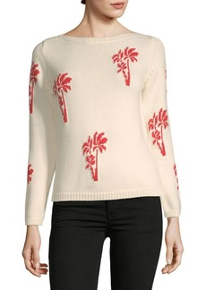 Max Mara Carena Long-Sleeve Sweater