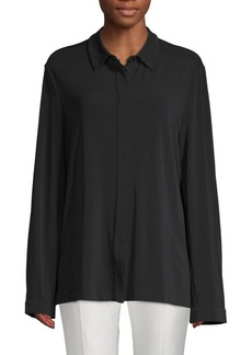 Max Mara Classic Button-Down Shirt