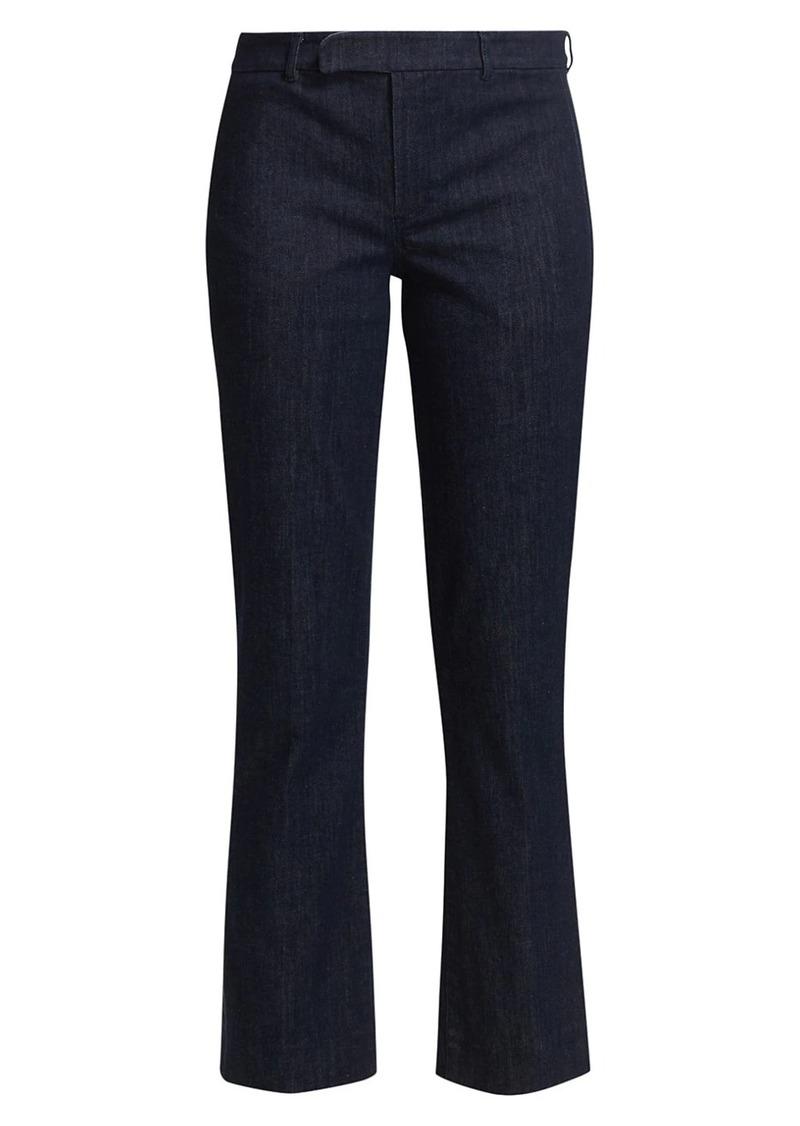 Max Mara Denim Flare Jeans