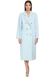 Max Mara Double Breasted Cashmere Coat