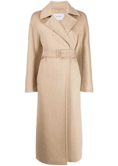 Max Mara double buttoned trench coat