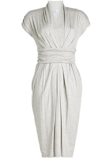 Max Mara Dress with Ruched Waist
