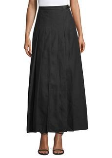 Max Mara Evelin Kilt Skirt