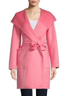 Max Mara Fata Hooded Coat