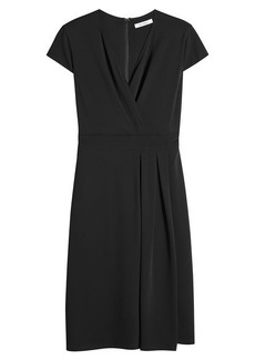 Max Mara Feluca Crepe Dress