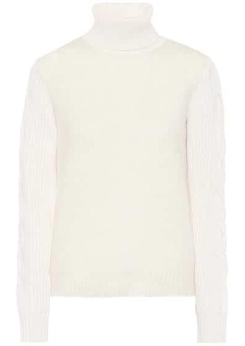 Max Mara Formia wool-blend turtleneck sweater