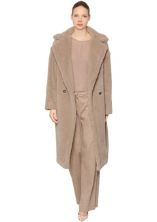 Max Mara Ginnata Alpaca & Wool Coat