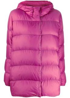 Max Mara hooded puffer jacket