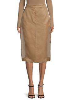 Humour Organza Skirt