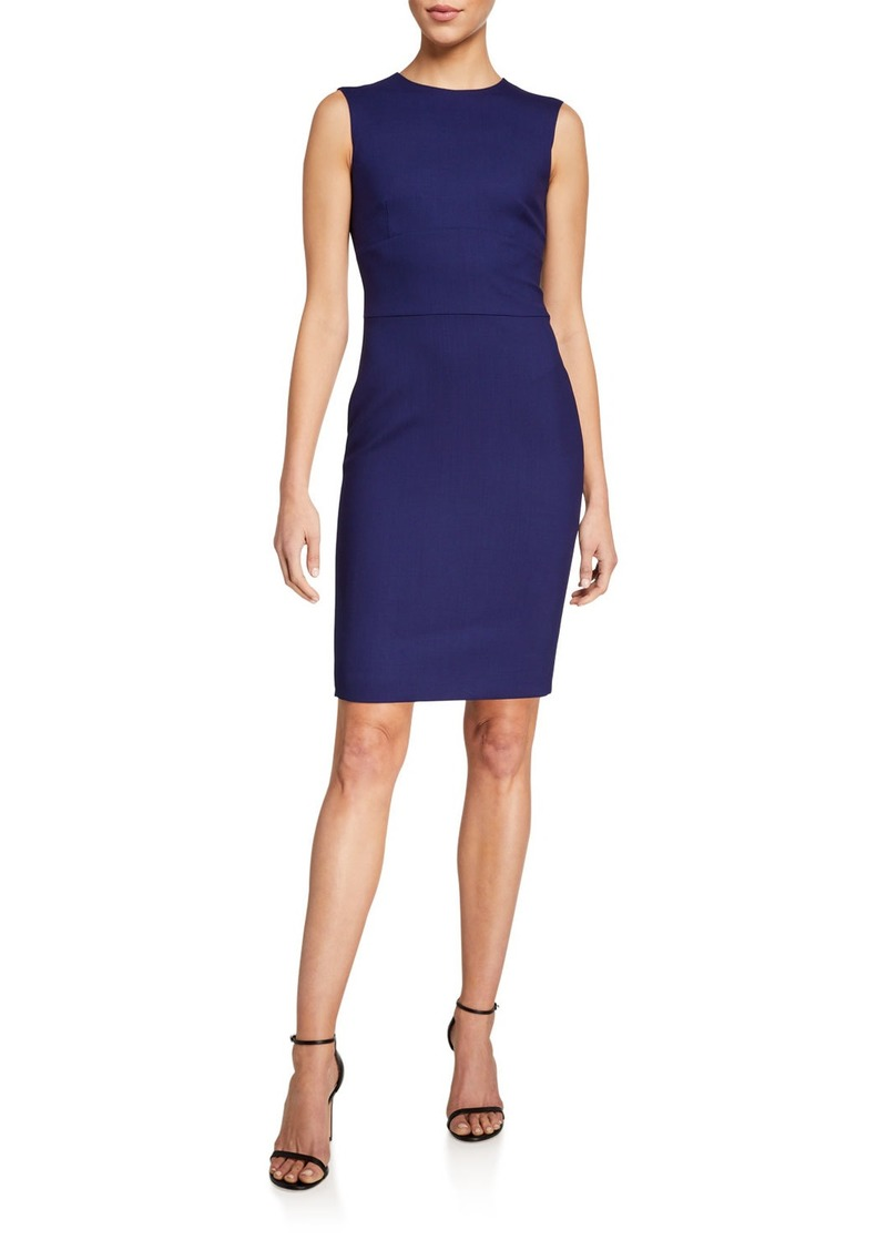 Max Mara Kentia Sleeveless Sheath Dress