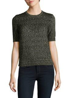 Max Mara Knitted Roundneck Sweater