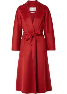 Max Mara Labro Belted Cashmere-felt Coat