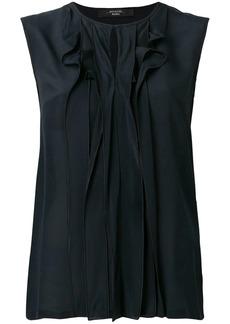 Max Mara Lazise ruffled blouse