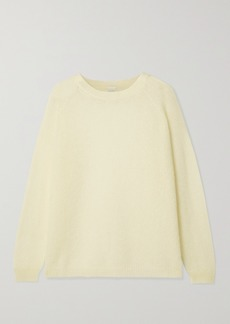 Max Mara Leisure Geode Mohair-blend Sweater
