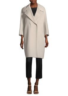 Max Mara Leo Notch Lapel Coat
