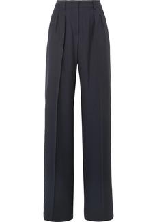 Max Mara Liuto Wool Wide-leg Pants