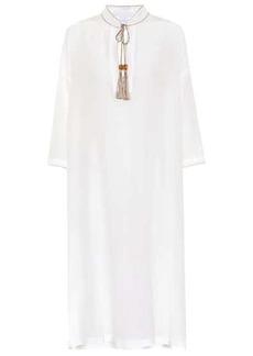 Max Mara Magma silk dress