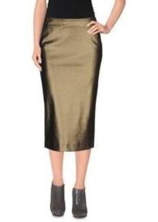 MAX MARA - 3/4 length skirt