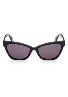 Max Mara 58mm Cat Eye Sunglasses