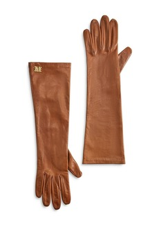 Max Mara Afide Leather Gloves
