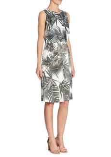 Max Mara Ambra Tropical Jersey Dress