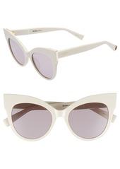 d97c6dfa2312 Max Mara Max Mara Anita 52mm Cat Eye Sunglasses   Sunglasses