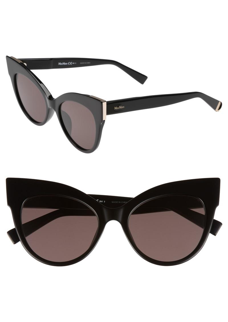 8bddb06c951 Max Mara Max Mara Anita 52mm Cat Eye Sunglasses