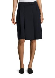 Max Mara Arley Pleated Skirt