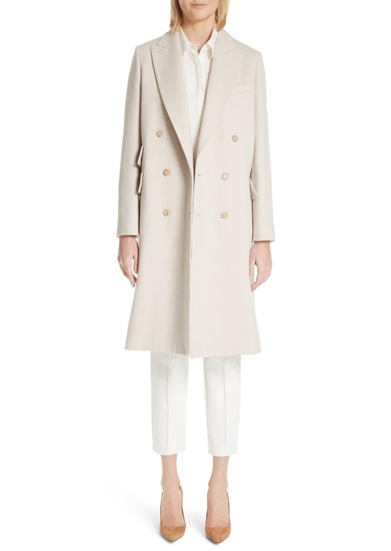 Max Mara Armonia Wool & Cashmere Coat