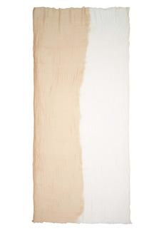 Max Mara Beira Bicolor Silk Scarf