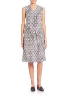 Max Mara Berard Printed Dress