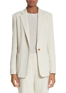 Max Mara Bergamo Cotton Jacket