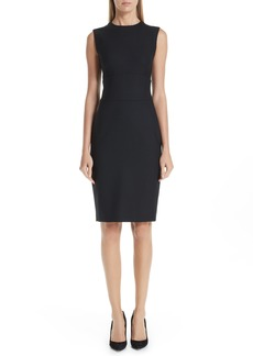 Max Mara Blasy Stretch Wool Dress