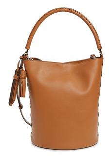 Max Mara BoBag Leather Bucket Bag