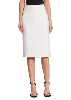 Max Mara Bugia Wool Skirt