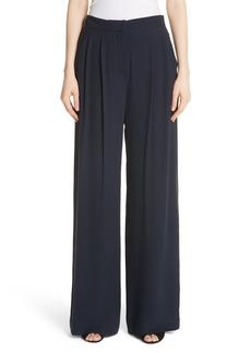 Max Mara Cigno Silk Georgette Pants