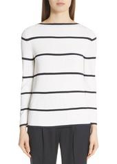 Max Mara Comma Stripe Sweater
