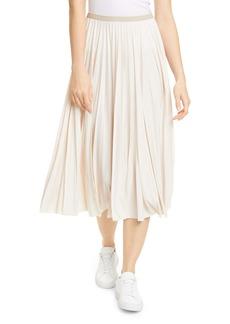 Max Mara Leisure Drina Pleated Skirt