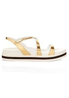 Max Mara Eddy flatform sandals