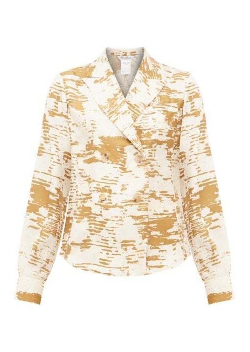 Max Mara Eris blouse