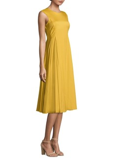 Fabiola Sleeveless A-Line Dress
