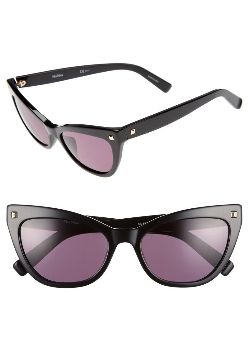 b17e4a86fa48 Max Mara Max Mara Fifties 54mm Cat Eye Sunglasses | Sunglasses