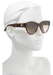 47fa1be3371f Max Mara Max Mara Flat III 55mm Cat Eye Sunglasses | Sunglasses
