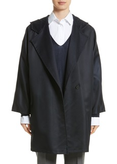Max Mara Jacopo Reversible Hooded Coat