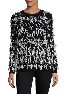 Max Mara Knitted Wool Sweater