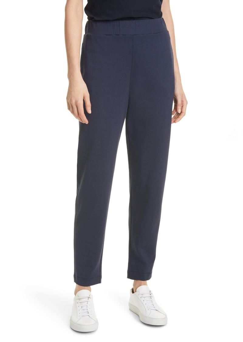 Max Mara Leisure Cotton Jersey Sweatpants