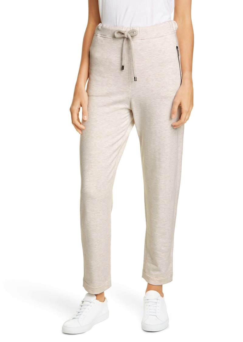 Max Mara Leisure Crop Jogger Pants