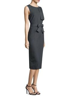 Levante Trench Flap Dress