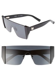 Max Mara Linaiis Shield Sunglasses
