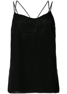 Max Mara loose fit top - Black